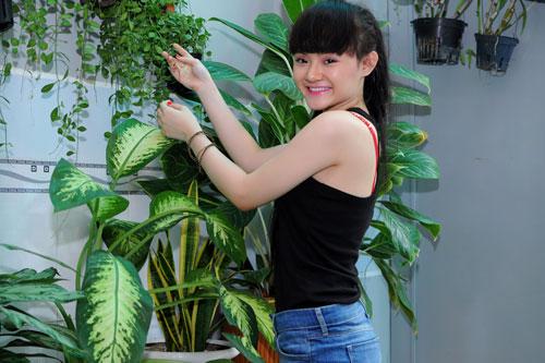 Thăm nhà xinh của Angela Phương Trinh - 16