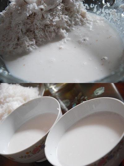 Khoai mì nấu sữa bùi béo - 4