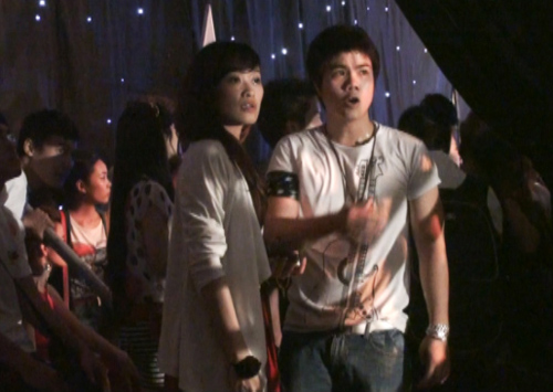 Đinh Mạnh Ninh đang bí mật hẹn hò? - 2