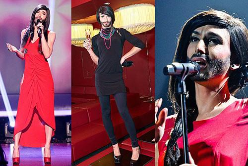 Nữ ca sỹ có râu gây xôn xao - 2