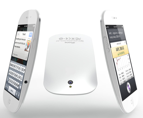 iPhone 5 concept cực sexy - 2
