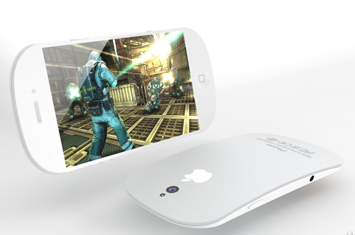 iPhone 5 concept cực sexy - 3