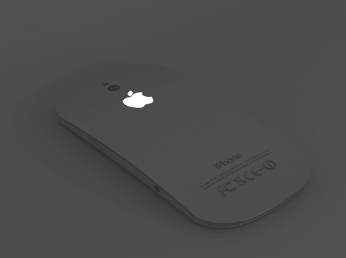 iPhone 5 concept cực sexy - 4