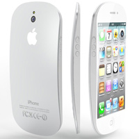 iPhone 5 concept cực sexy