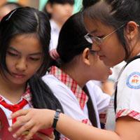 Nhận hồ sơ tuyển sinh lớp 10 từ đầu tháng 5
