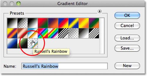 Tạo hiệu ứng cầu vồng sau mưa bằng Photoshop - 5