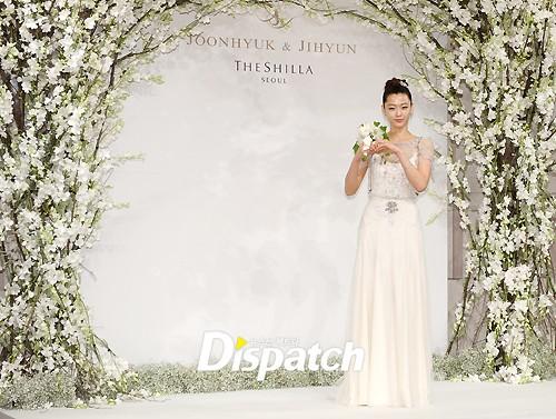 Jeon Ji Hyun đẹp như mơ trong ngày cưới - 10