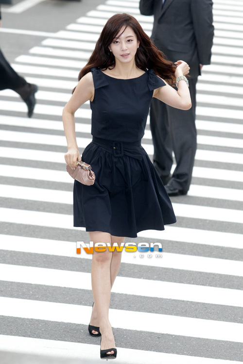 Jeon Ji Hyun đẹp như mơ trong ngày cưới - 13