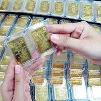 Vàng miếng 'phi SJC' bất ngờ lãi lớn