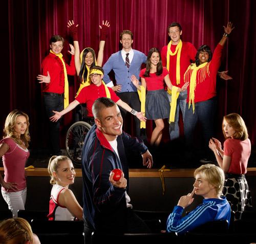 Glee khuấy động bằng giai điệu cực đỉnh - 1