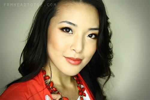 Gặp gỡ cô gái Mỹ gốc Hàn dạy trang điểm - 2
