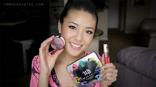 Gặp gỡ cô gái Mỹ gốc Hàn dạy trang điểm - 3