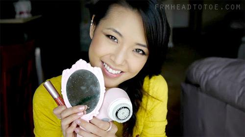 Gặp gỡ cô gái Mỹ gốc Hàn dạy trang điểm - 4
