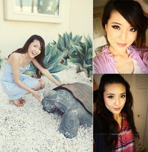 Gặp gỡ cô gái Mỹ gốc Hàn dạy trang điểm - 7