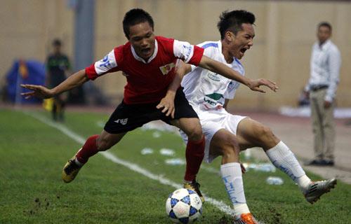 Cầu thủ Thanh Hóa, Ninh Bình suýt đánh nhau - 3