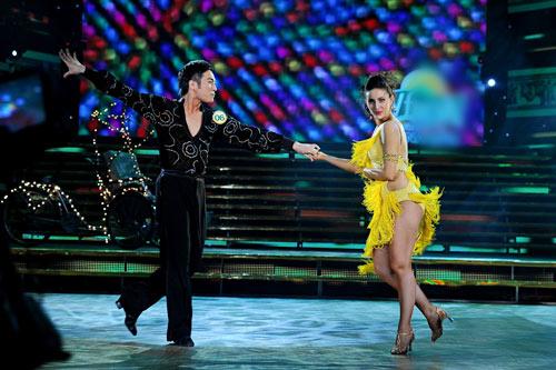 Những hình ảnh sexy nhất Bước nhảy 4 - 15