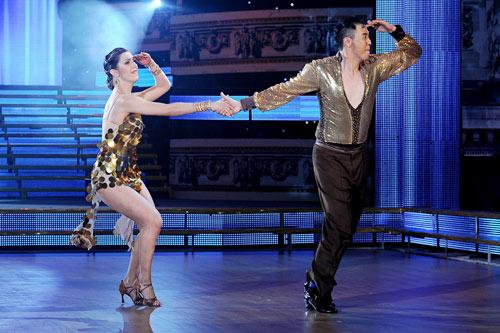 Những hình ảnh sexy nhất Bước nhảy 4 - 21