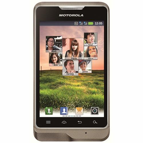 Motorola XT390: Dế 2 SIM giá 3,3 triệu đồng - 1