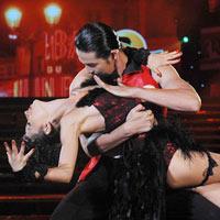 Những hình ảnh sexy nhất Bước nhảy 4