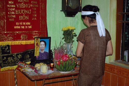 Sạt lở ở Thái Nguyên: Nỗi đau tuyệt vọng - 1