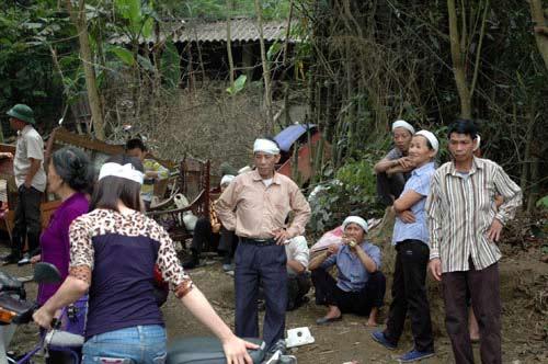 Sạt lở ở Thái Nguyên: Nỗi đau tuyệt vọng - 2