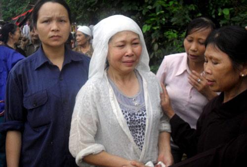 Sạt lở ở Thái Nguyên: Nỗi đau tuyệt vọng - 3