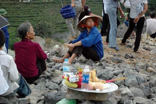 Sạt lở ở Thái Nguyên: Nỗi đau tuyệt vọng - 5