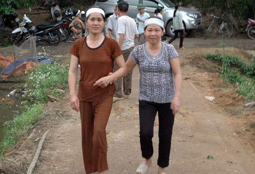 Sạt lở ở Thái Nguyên: Nỗi đau tuyệt vọng - 6
