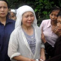 Sạt lở ở Thái Nguyên: Nỗi đau tuyệt vọng