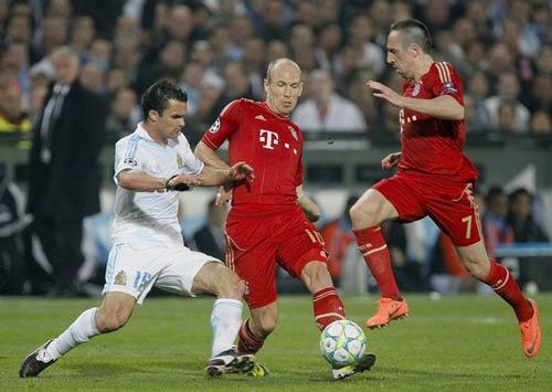 """Bayern – Real: Cuộc chiến của """"đôi cánh"""" - 2"""