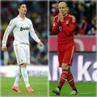 """Bayern – Real: Cuộc chiến của """"đôi cánh"""""""