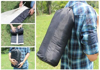 Túi ngủ trưa văn phòng độc đáo từ EDENA - 1