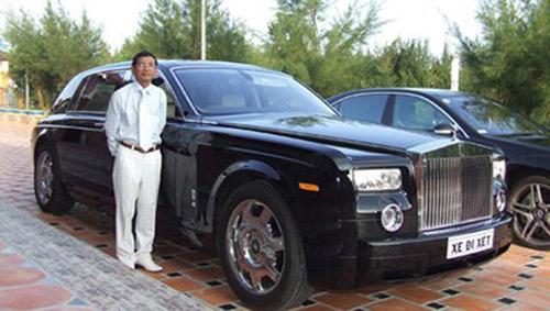"""""""Soi"""" những chiếc Rolls-Royce đình đám nhất Việt Nam - 3"""
