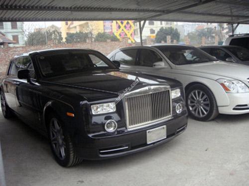 """""""Soi"""" những chiếc Rolls-Royce đình đám nhất Việt Nam - 4"""