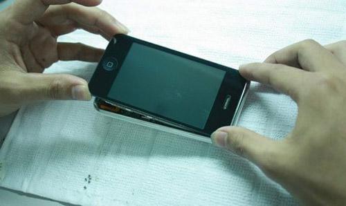 """Công nghệ """"nấu"""" iPhone cũ thành mới tại VN - 12"""