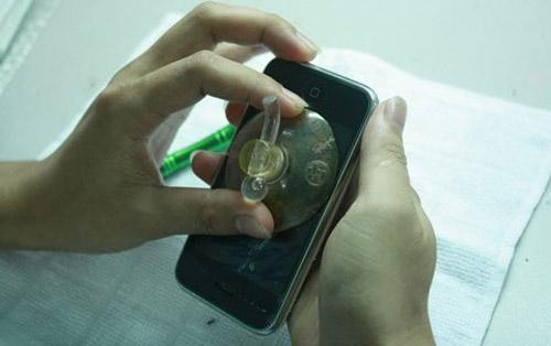 """Công nghệ """"nấu"""" iPhone cũ thành mới tại VN - 3"""
