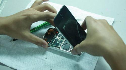 """Công nghệ """"nấu"""" iPhone cũ thành mới tại VN - 4"""