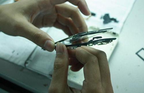 """Công nghệ """"nấu"""" iPhone cũ thành mới tại VN - 7"""