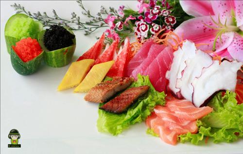 Thưởng thức món ăn đặc sắc tại Sushi & Que - 3