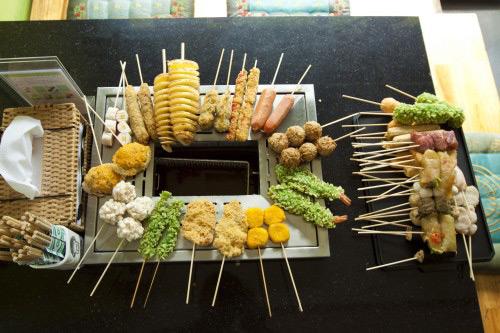 Thưởng thức món ăn đặc sắc tại Sushi & Que - 6