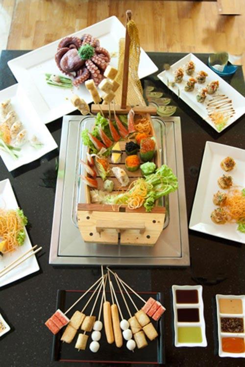 Thưởng thức món ăn đặc sắc tại Sushi & Que - 5