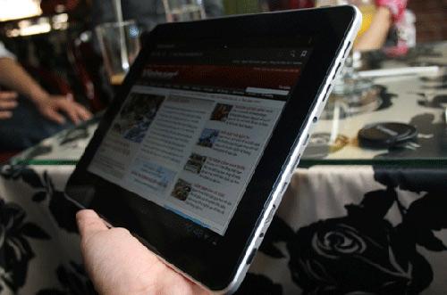 """Máy tính bảng thương hiệu Việt """"trông hệt"""" New iPad - 4"""