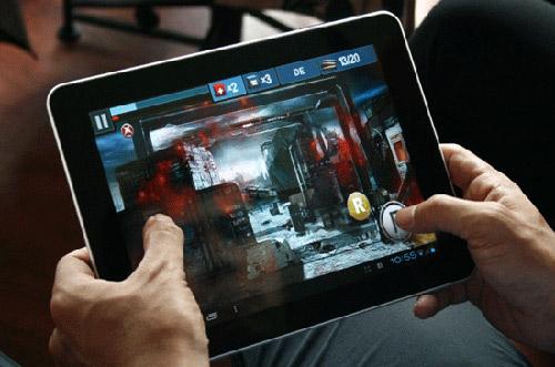 """Máy tính bảng thương hiệu Việt """"trông hệt"""" New iPad - 5"""
