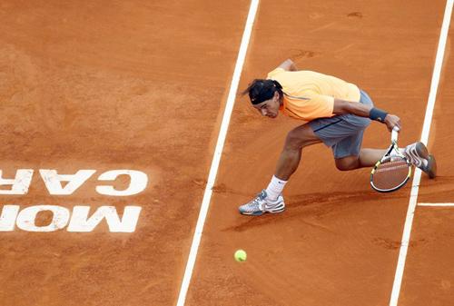 Cú sốc ở Monte-Carlo (Điểm tin tennis sáng 19/4) - 1