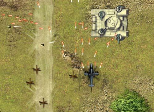 Game hay tháng 4: Trực thăng chiến đấu - 1