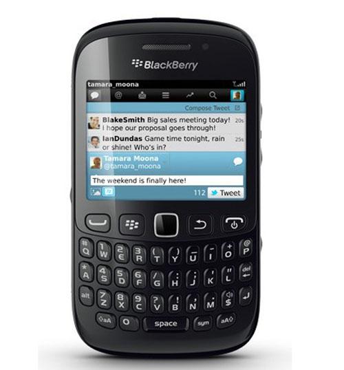BlackBerry Curve 9220 không 3G giá mềm - 1