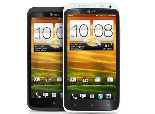 AT&T công bố giá HTC One X - 1
