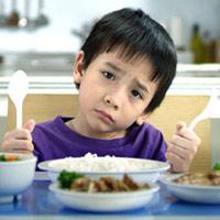 Rối loạn ăn uống ở trẻ có nguy hiểm?