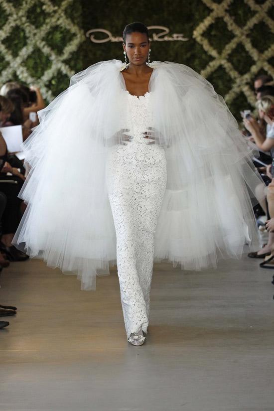 Năm 2013, cô dâu mặc gì? - 28