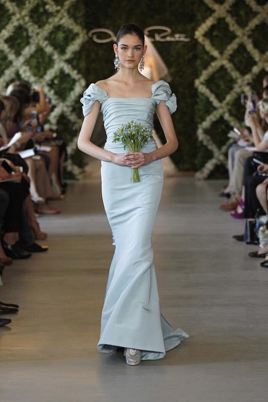 Năm 2013, cô dâu mặc gì? - 30